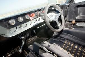 1968 Ford GT40 Gulf Mirage Lightweight LM Racecar 36