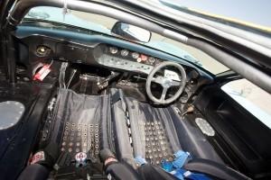 1968 Ford GT40 Gulf Mirage Lightweight LM Racecar 4