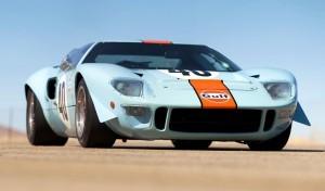 1968 Ford GT40 Gulf Mirage Lightweight LM Racecar 9