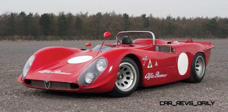 1969 Alfa Romeo T33 Sports Racer 1