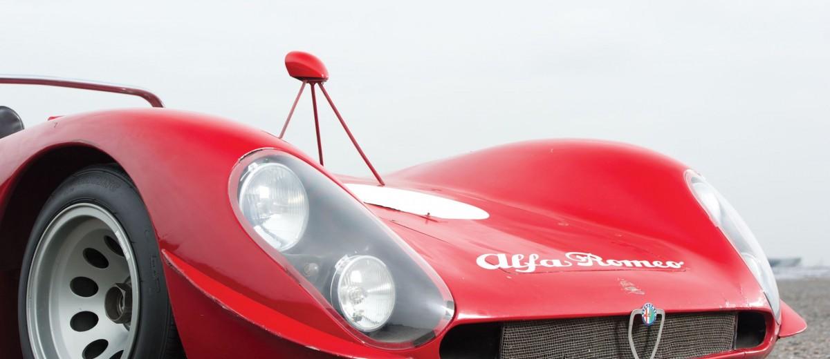 1969 Alfa Romeo T33 Sports Racer 15