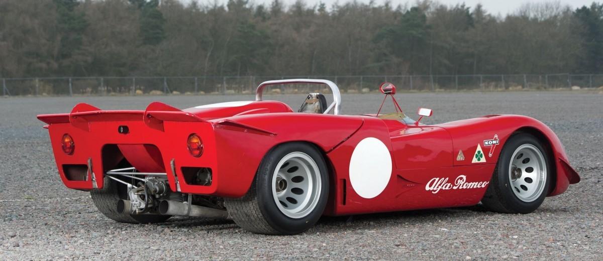 1969 Alfa Romeo T33 Sports Racer 2