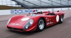 1969 Alfa Romeo T33 Sports Racer 20