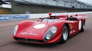 1969 Alfa Romeo T33 Sports Racer 21