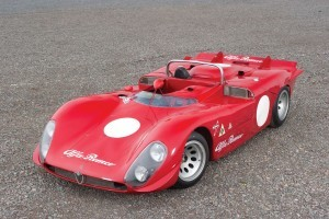 1969 Alfa Romeo T33 Sports Racer 22