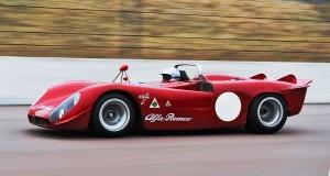 1969 Alfa Romeo T33 Sports Racer 24