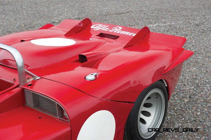 1969 Alfa Romeo T33 Sports Racer 27