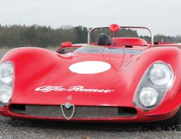 Racing Icons Series – 1969 Alfa Romeo T33 Sports Racer