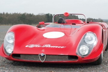 1969 Alfa Romeo T33 Sports Racer 28