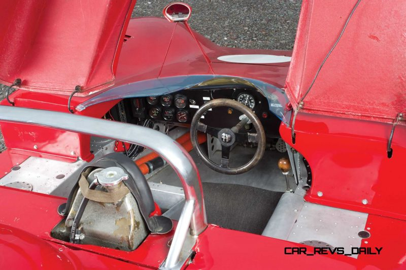 1969 Alfa Romeo T33 Sports Racer 4