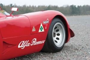 1969 Alfa Romeo T33 Sports Racer 7