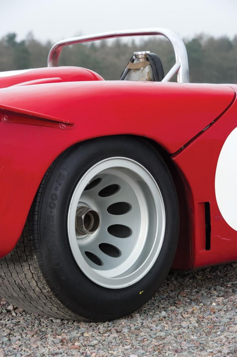 1969 Alfa Romeo T33 Sports Racer 8