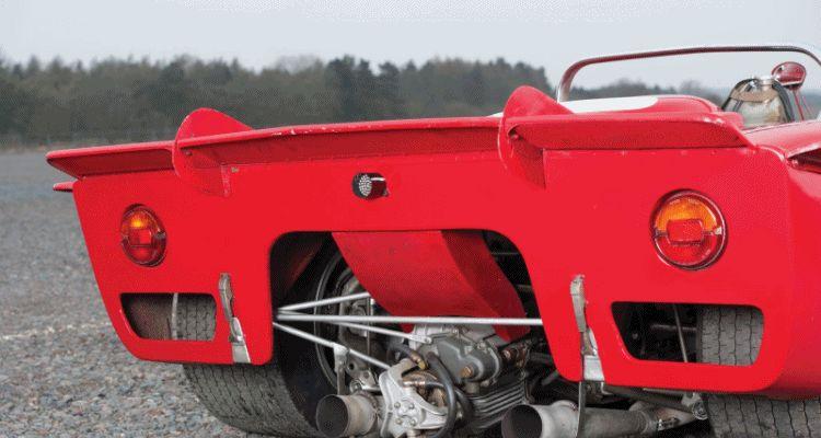 1969 Alfa Romeo T33 Sports Racer