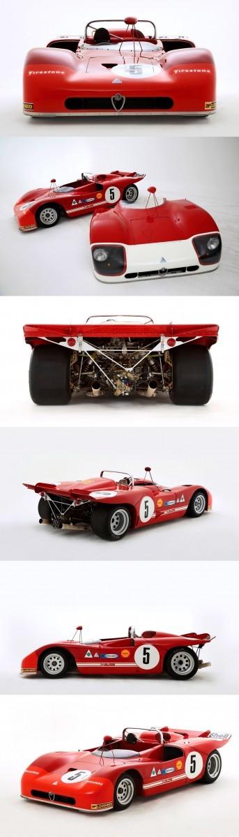 1970 Alfa Romeo TT3 Spider 14-vert