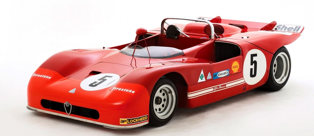 1970 Alfa Romeo TT3 Spider 16