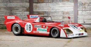 Racing Icons Series - 1972 Alfa Romeo Tipo 33TT3 Wears Stunning Batmobile Tailfins Racing Icons Series - 1972 Alfa Romeo Tipo 33TT3 Wears Stunning Batmobile Tailfins Racing Icons Series - 1972 Alfa Romeo Tipo 33TT3 Wears Stunning Batmobile Tailfins