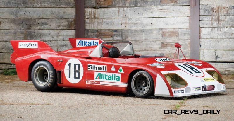 1972 Alfa Romeo Tipo 33TT3 1