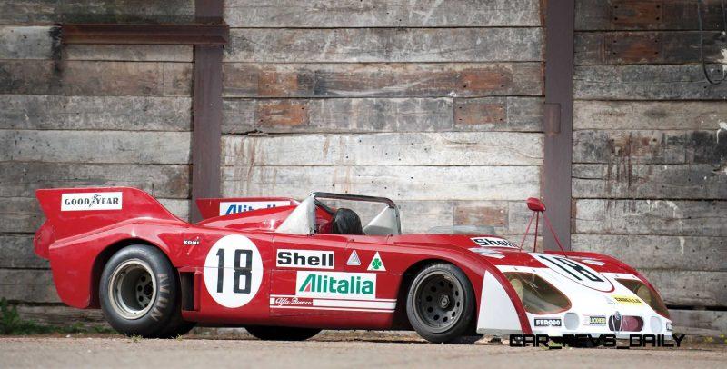 1972 Alfa Romeo Tipo 33TT3 17