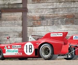 1972 Alfa Romeo Tipo 33TT3 2