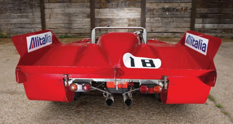 1972 Alfa Romeo Tipo 33TT3