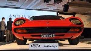 1972 Lamborghini Miura SV 10