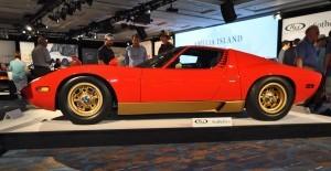 1972 Lamborghini Miura SV 13