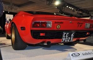 1972 Lamborghini Miura SV 22