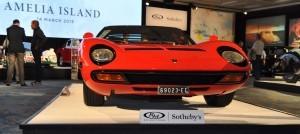 1972 Lamborghini Miura SV 3
