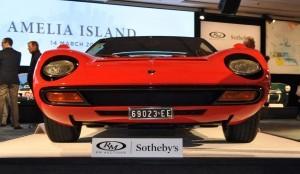 1972 Lamborghini Miura SV 4