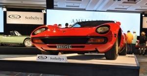1972 Lamborghini Miura SV 5
