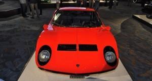 1972 Lamborghini Miura SV 8