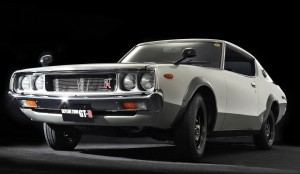 1973 Nissan Skyline 2000GT-R Kenmeri 1
