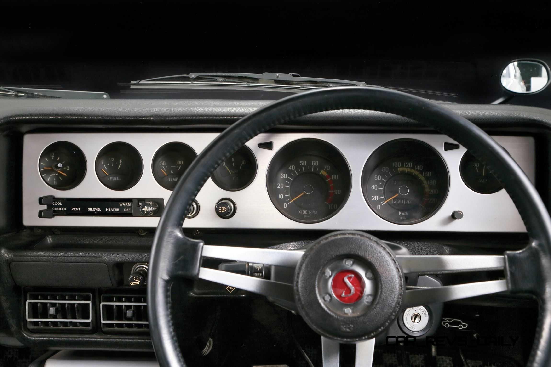 1973 Nissan Skyline 2000GT-R Kenmeri 13