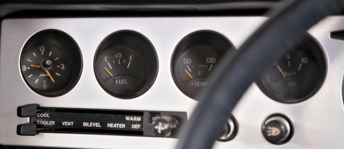 1973 Nissan Skyline 2000GT-R Kenmeri 17