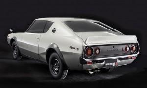 1973 Nissan Skyline 2000GT-R Kenmeri 2