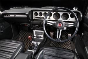 1973 Nissan Skyline 2000GT-R Kenmeri 4