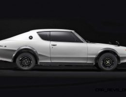 RM Monterey 2015 Preview – 1973 Nissan Skyline 2000GT-R Kenmeri
