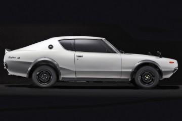 1973 Nissan Skyline 2000GT-R Kenmeri 5