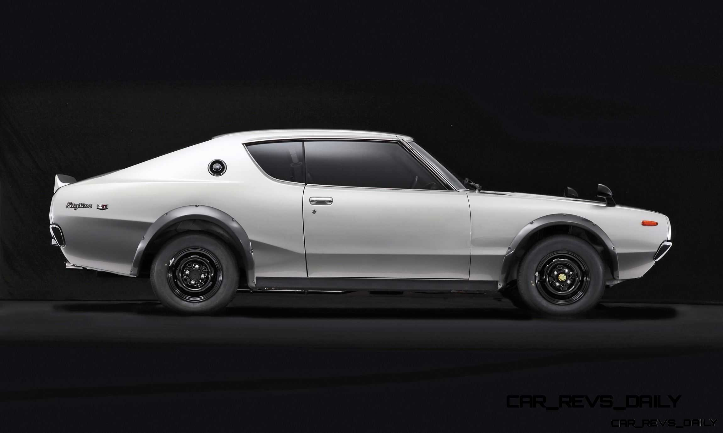 Best Awd Sports Cars >> 1973 Nissan Skyline 2000GT-R Kenmeri