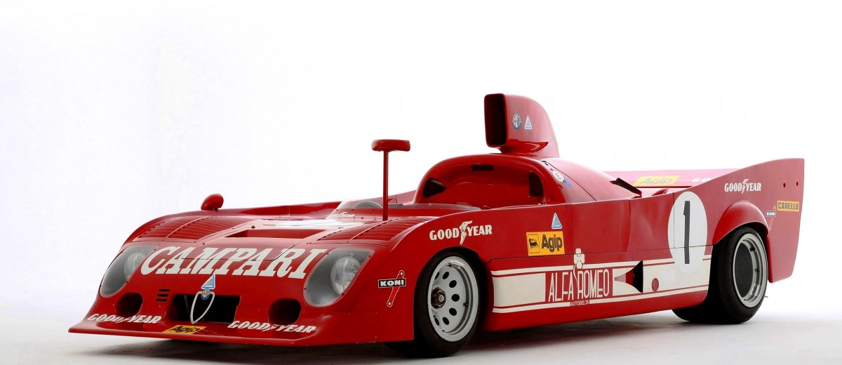 1975 Alfa Romeo Tipo 33 TT 12 1
