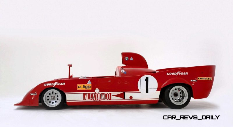 1975 Alfa Romeo Tipo 33 TT 12 5