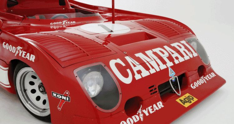 1975 Alfa Romeo Tipo 33 TT 12