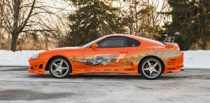 1993 Toyota Supra Official Fast Furious Movie Car 12