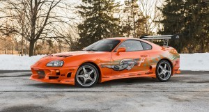 1993 Toyota Supra Official Fast Furious Movie Car 13