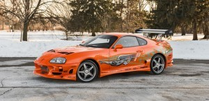 1993 Toyota Supra Official Fast Furious Movie Car 14