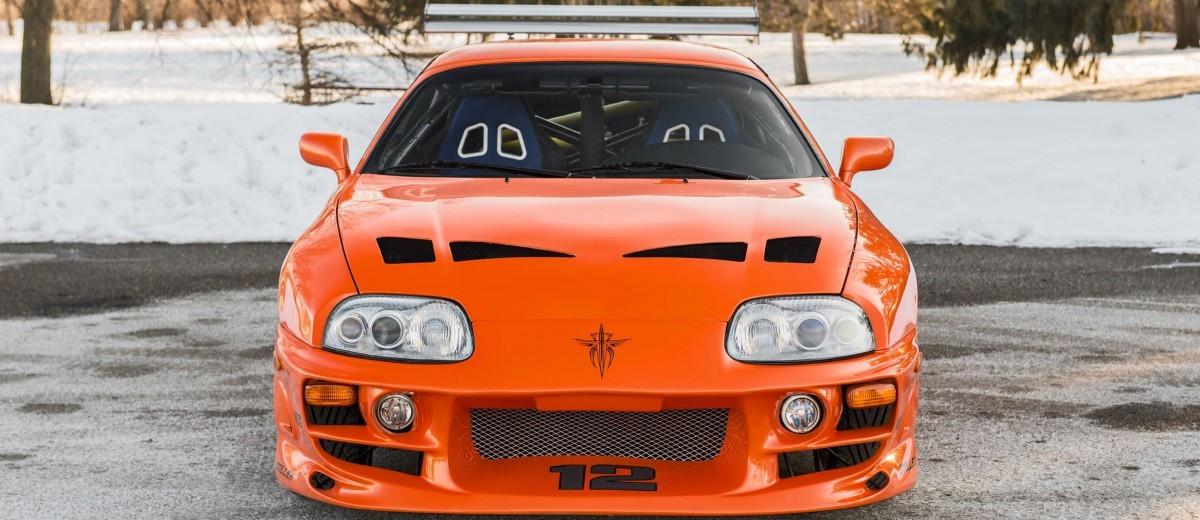 1993 Toyota Supra Official Fast Furious Movie Car 15