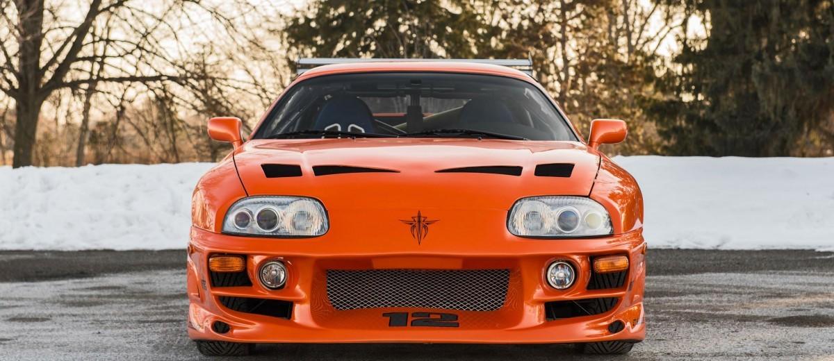1993 Toyota Supra Official Fast Furious Movie Car 16