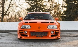 1993 Toyota Supra Official Fast Furious Movie Car 16