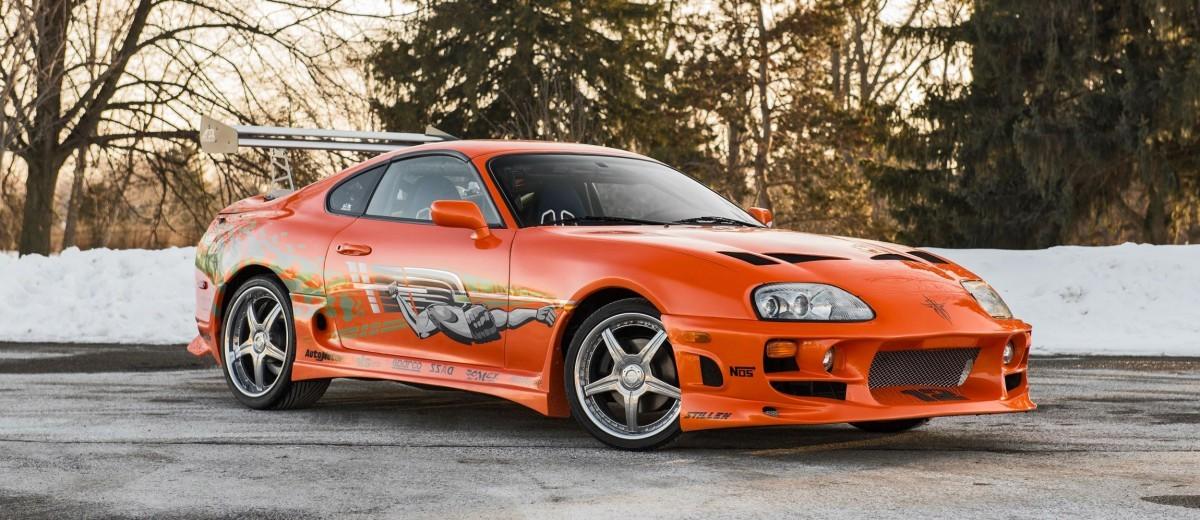 1993 Toyota Supra Official Fast Furious Movie Car 17