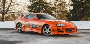 1993 Toyota Supra Official Fast Furious Movie Car 17